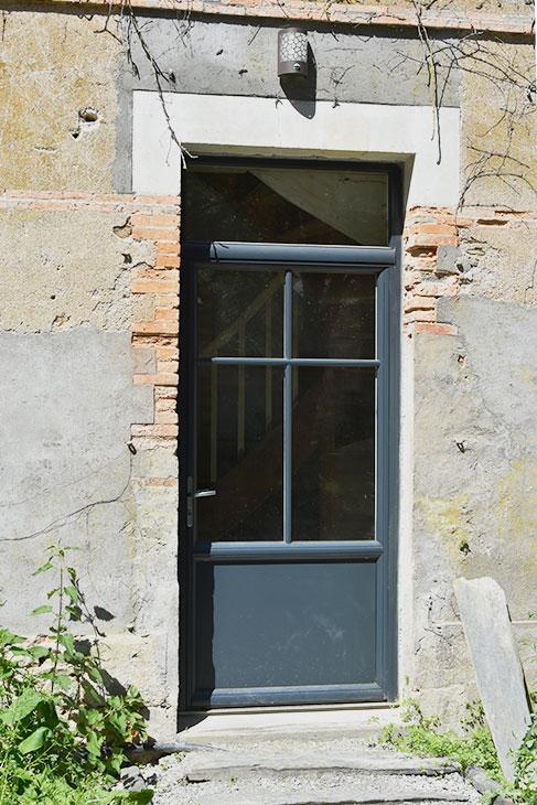 Porte Fenêtre avec imposte