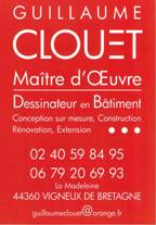 M. Guillaume CLOUET – Maître d'oeuvre